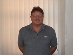 steve williams, secretary at the village club, spondon, derby
