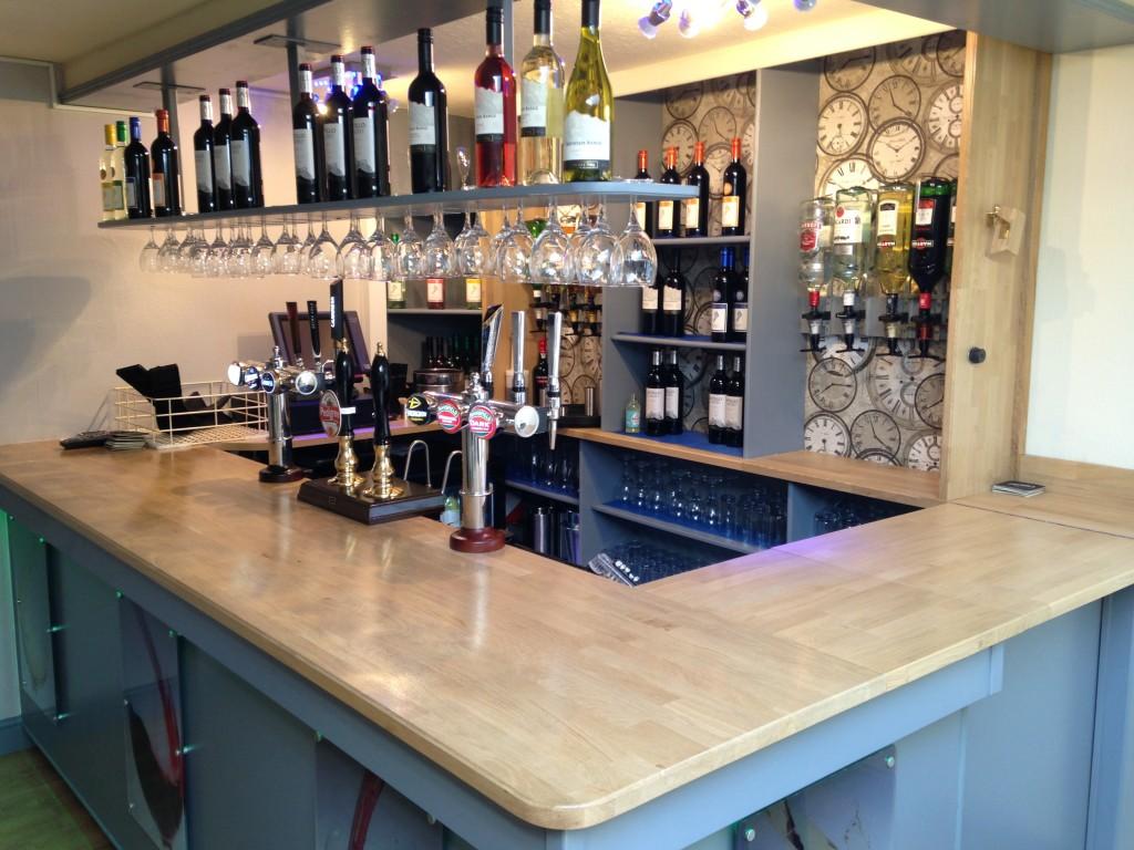 village club spondon bar
